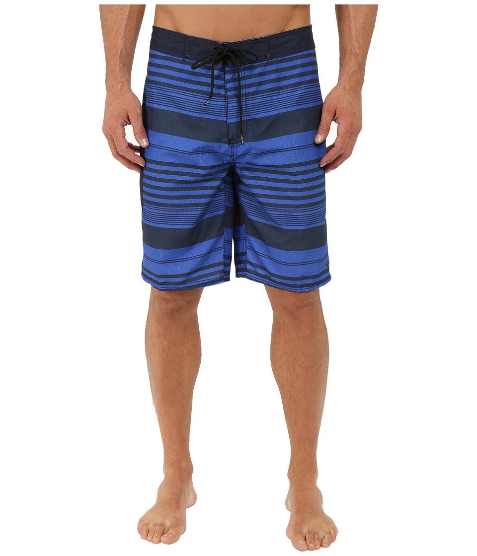 Tavik - Estate Boardshorts (Indigo Blue) Men's Swimwear
