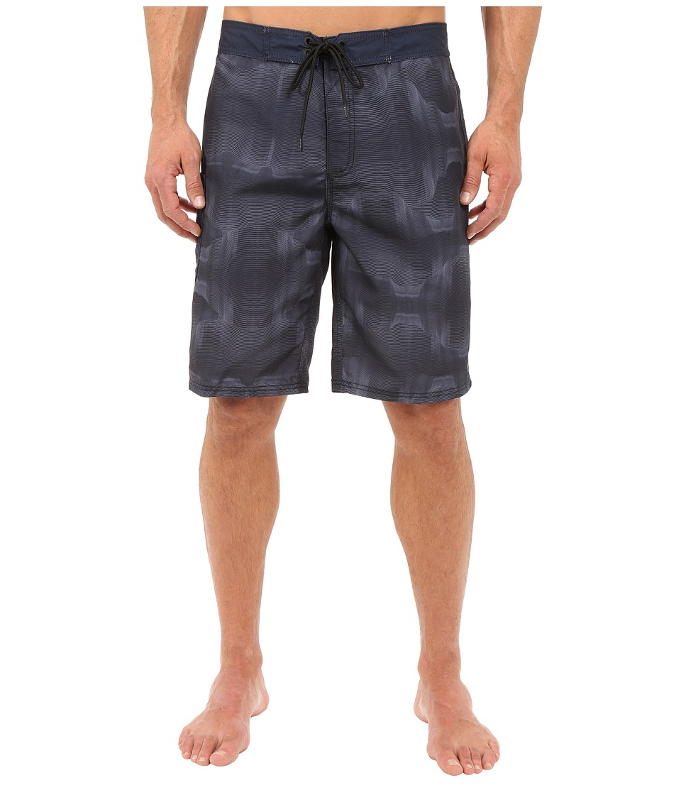 Tavik - Estate Boardshorts (Atlantic Blue) Men's Swimwear