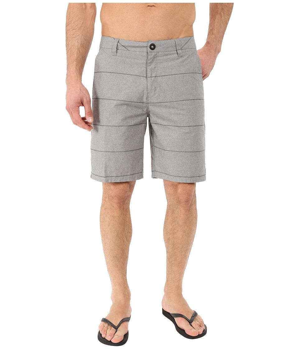Rip Curl - Tanin Walkshorts (Medium Grey) Men's Shorts