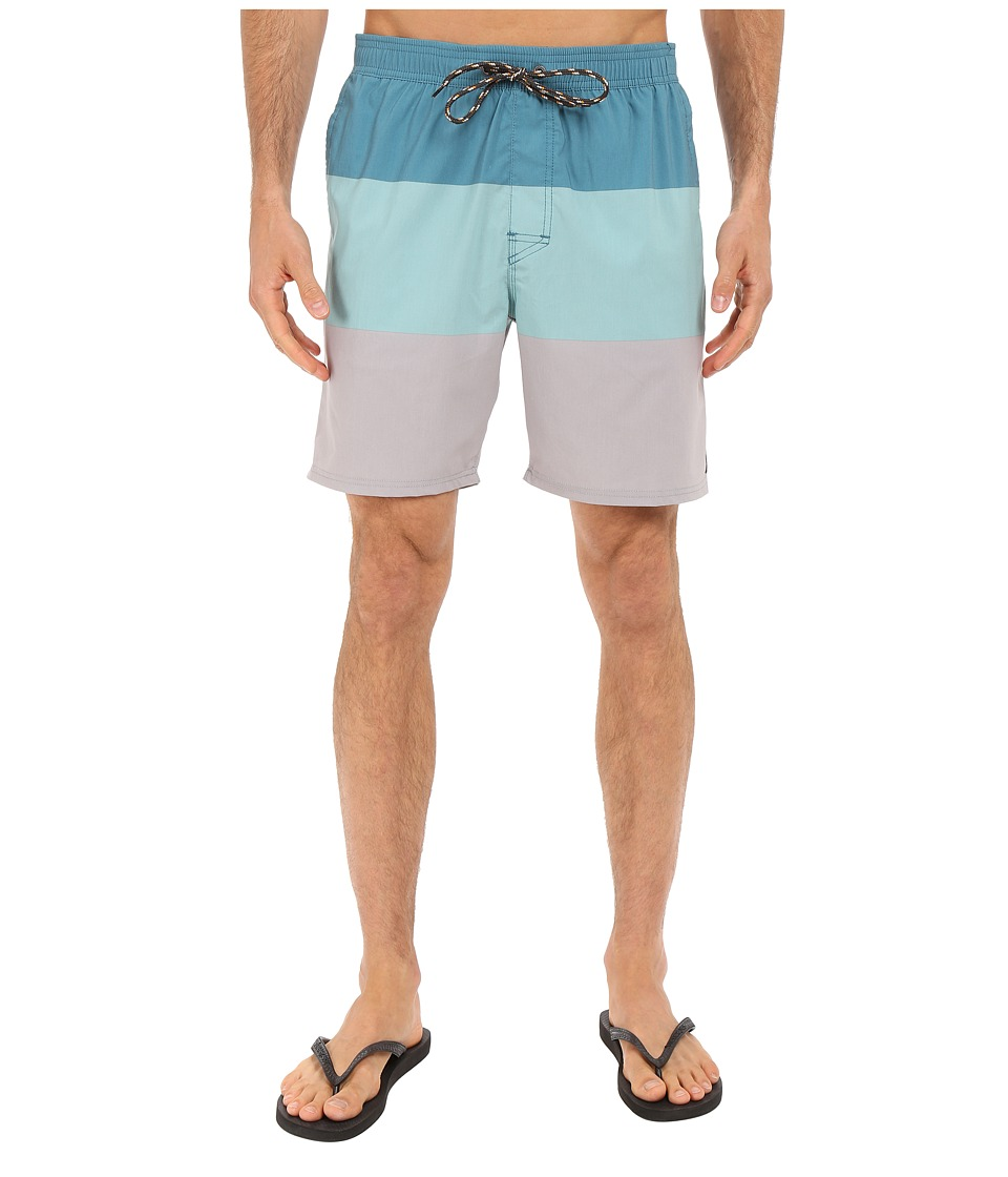 Rip Curl - Trilogy Volley Walkshorts (Mint) Men's Swimwear