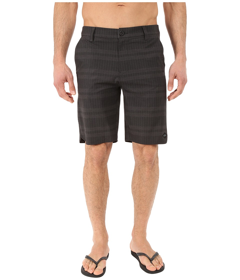 Rip Curl - Venture Boardwalk (Black) Men's Shorts