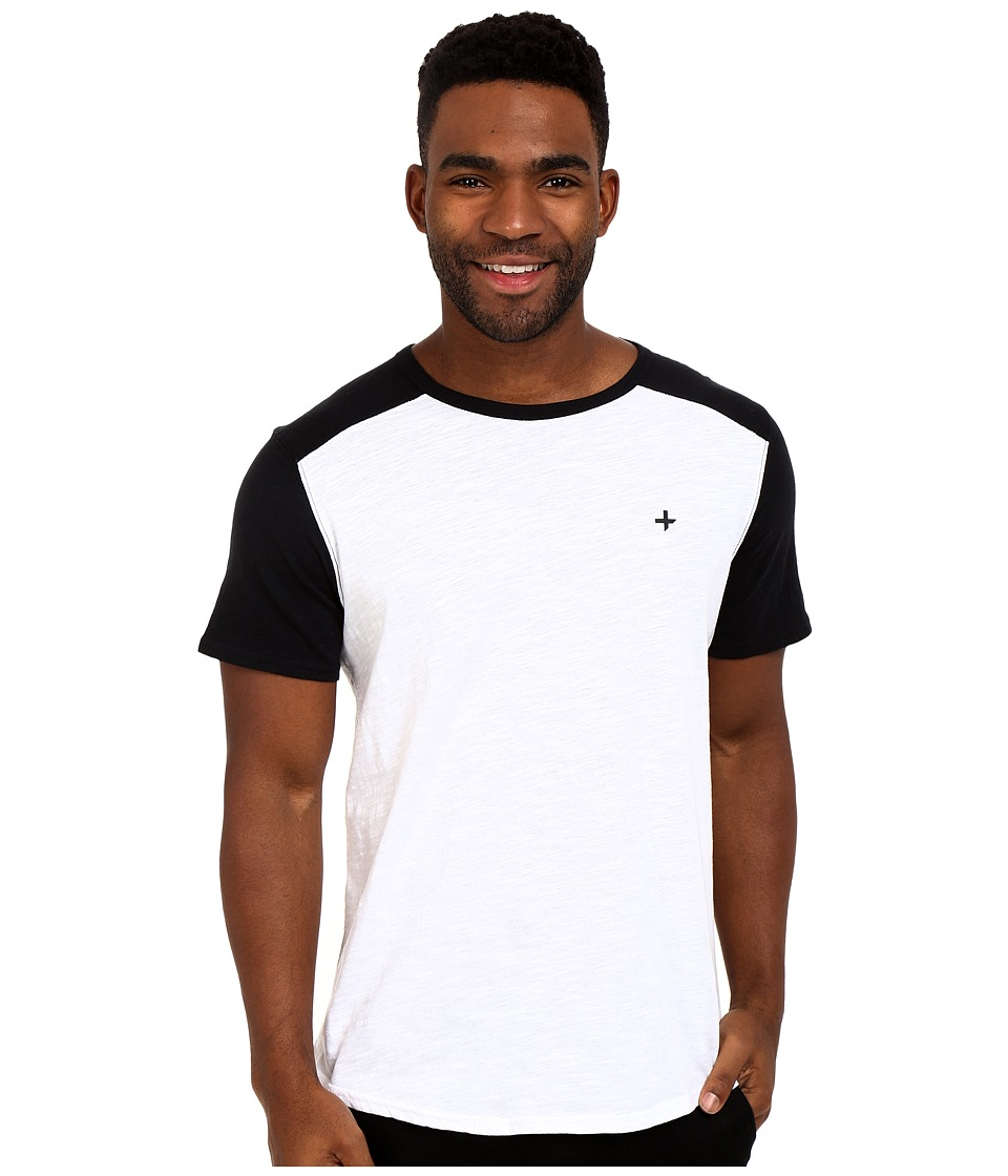 Tavik - Boggs Knit (Optic White) Men's Short Sleeve Pullover