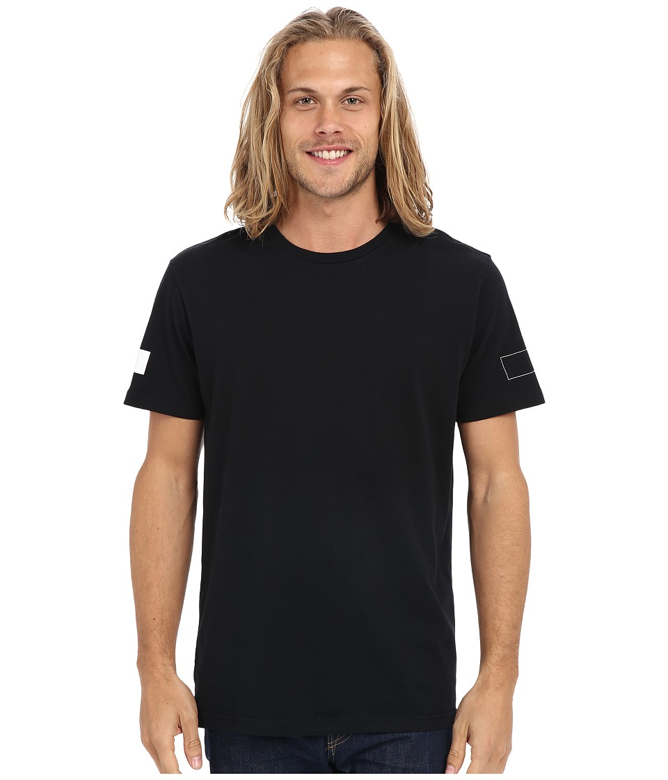 Tavik - Secto Shirt (Black) Men's Short Sleeve Pullover