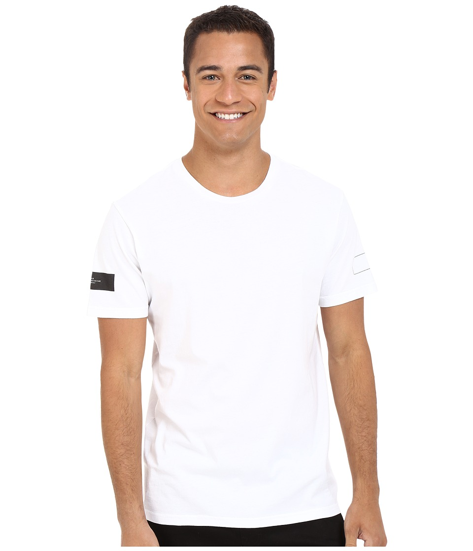 Tavik - Secto Shirt (White) Men's Short Sleeve Pullover
