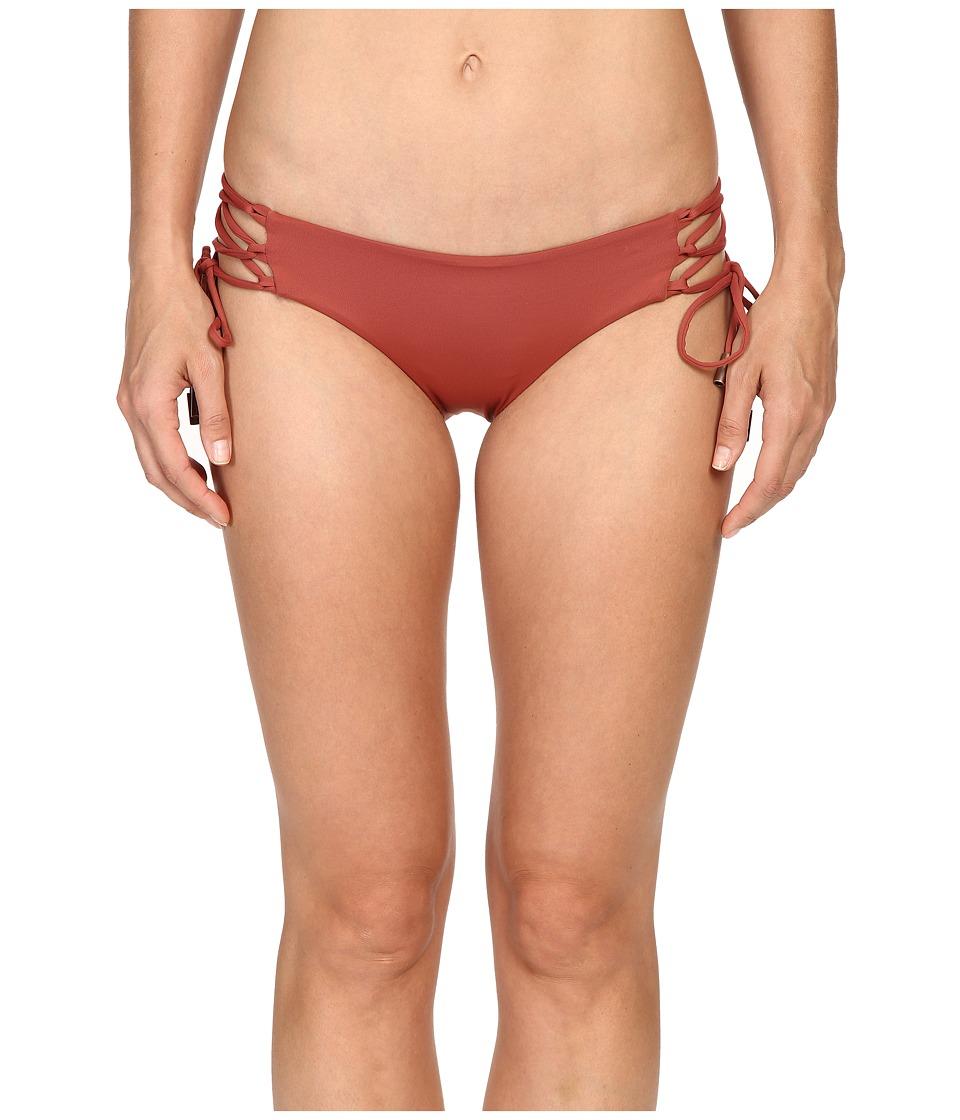O'Neill - Parker Hipster Bottom (Tarra Cotta) Women's Swimwear