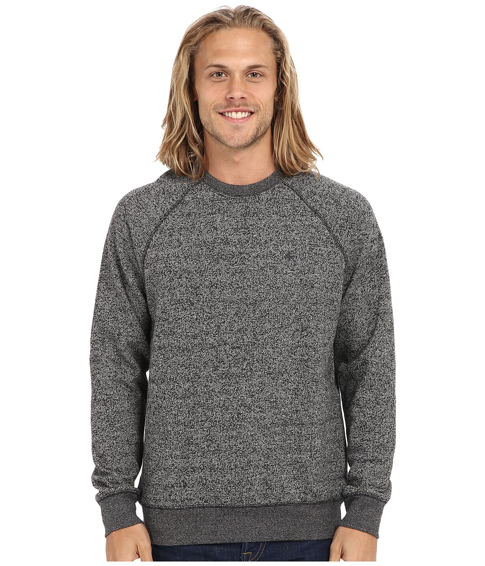 Tavik - Alpha Fleece (Heather Grey) Men's Sweatshirt
