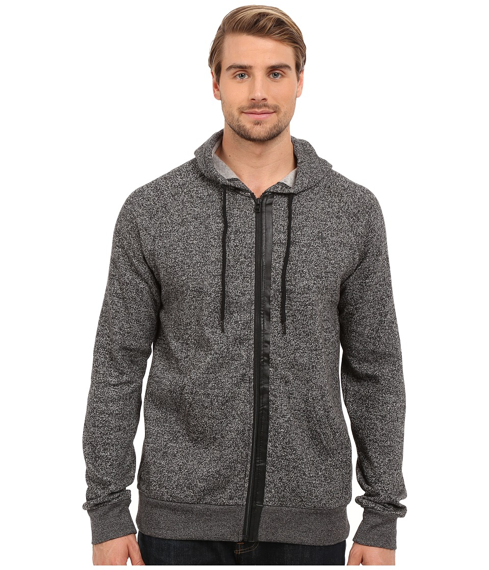 Tavik - Recruit Fleece (Heather Grey) Men's Sweatshirt