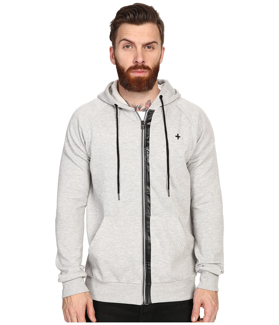 Tavik - Recruit Fleece (Athletic Heather Grey) Men's Sweatshirt