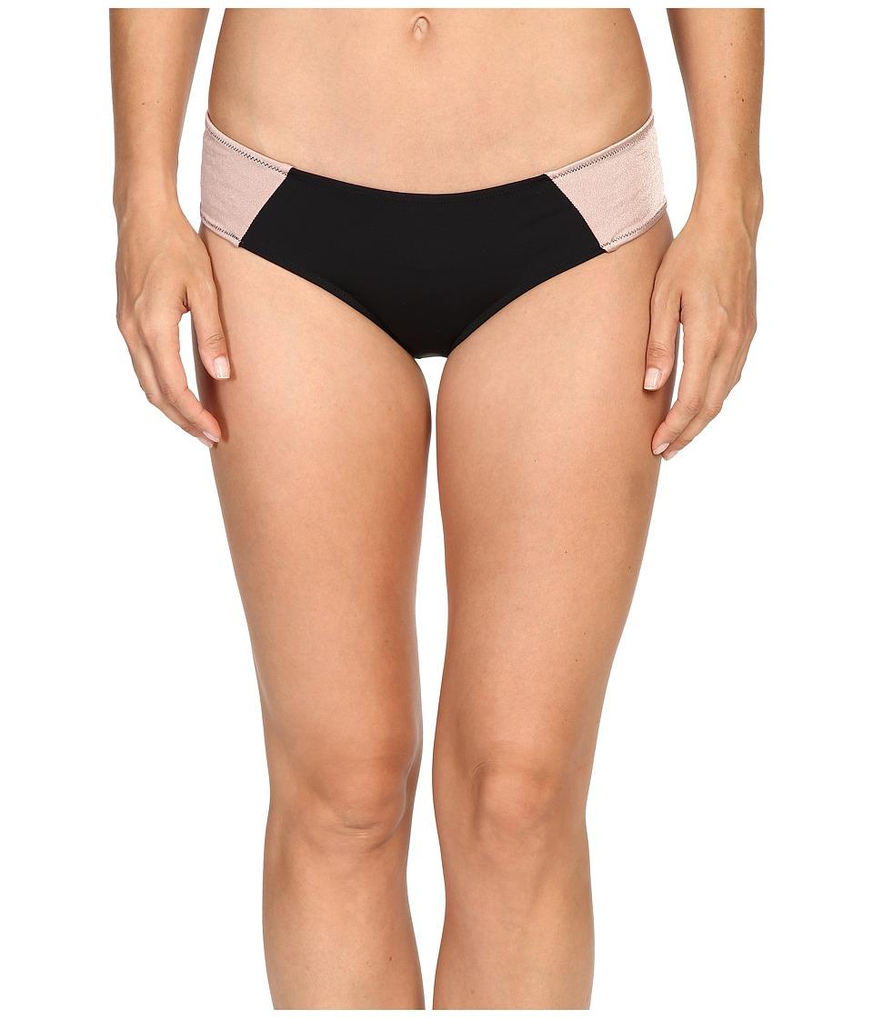 O'Neill - Antoinette Hipster Bottom (Black) Women's Swimwear