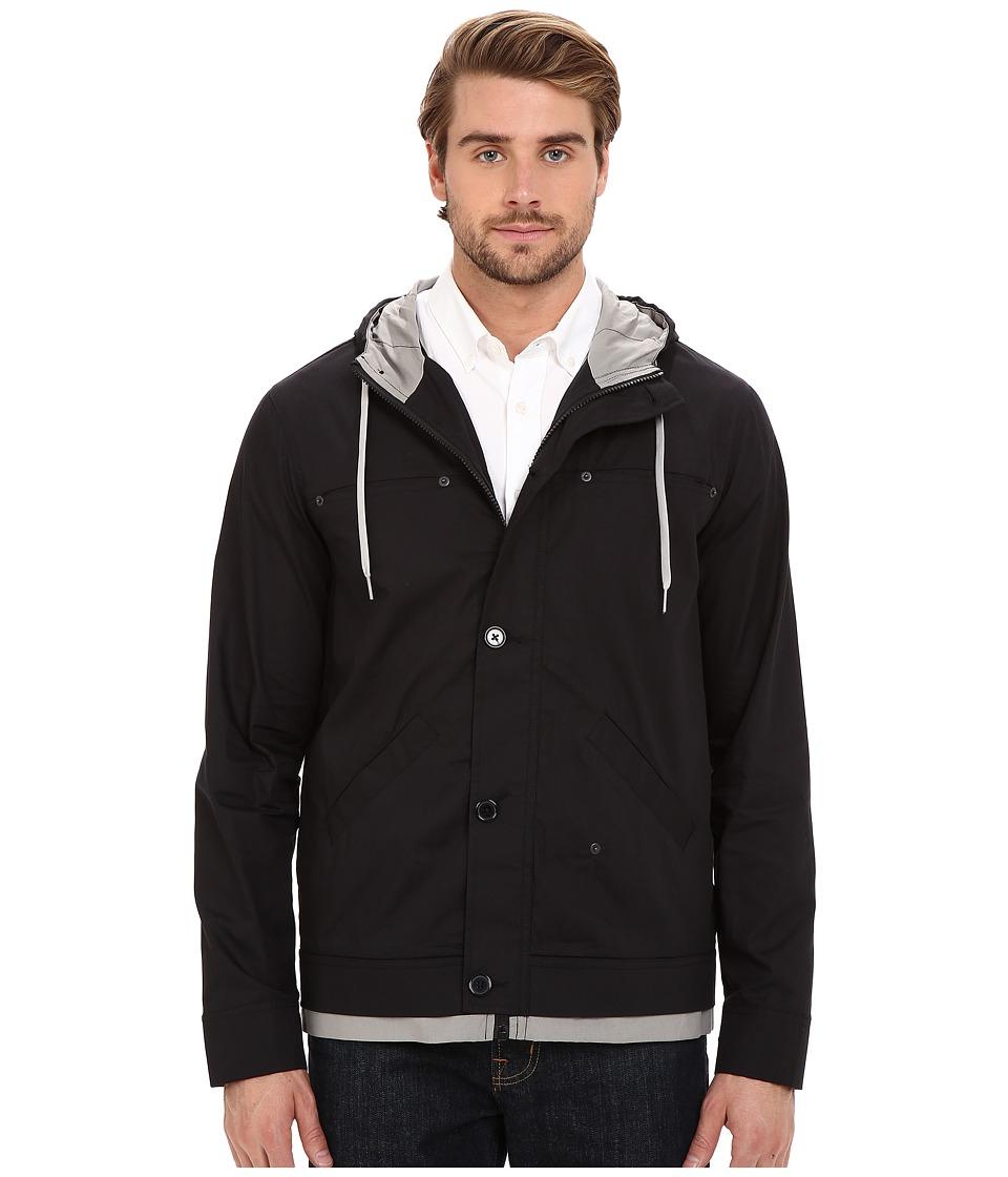 Tavik - Droogs Lite Jacket (Jet Black) Men's Coat