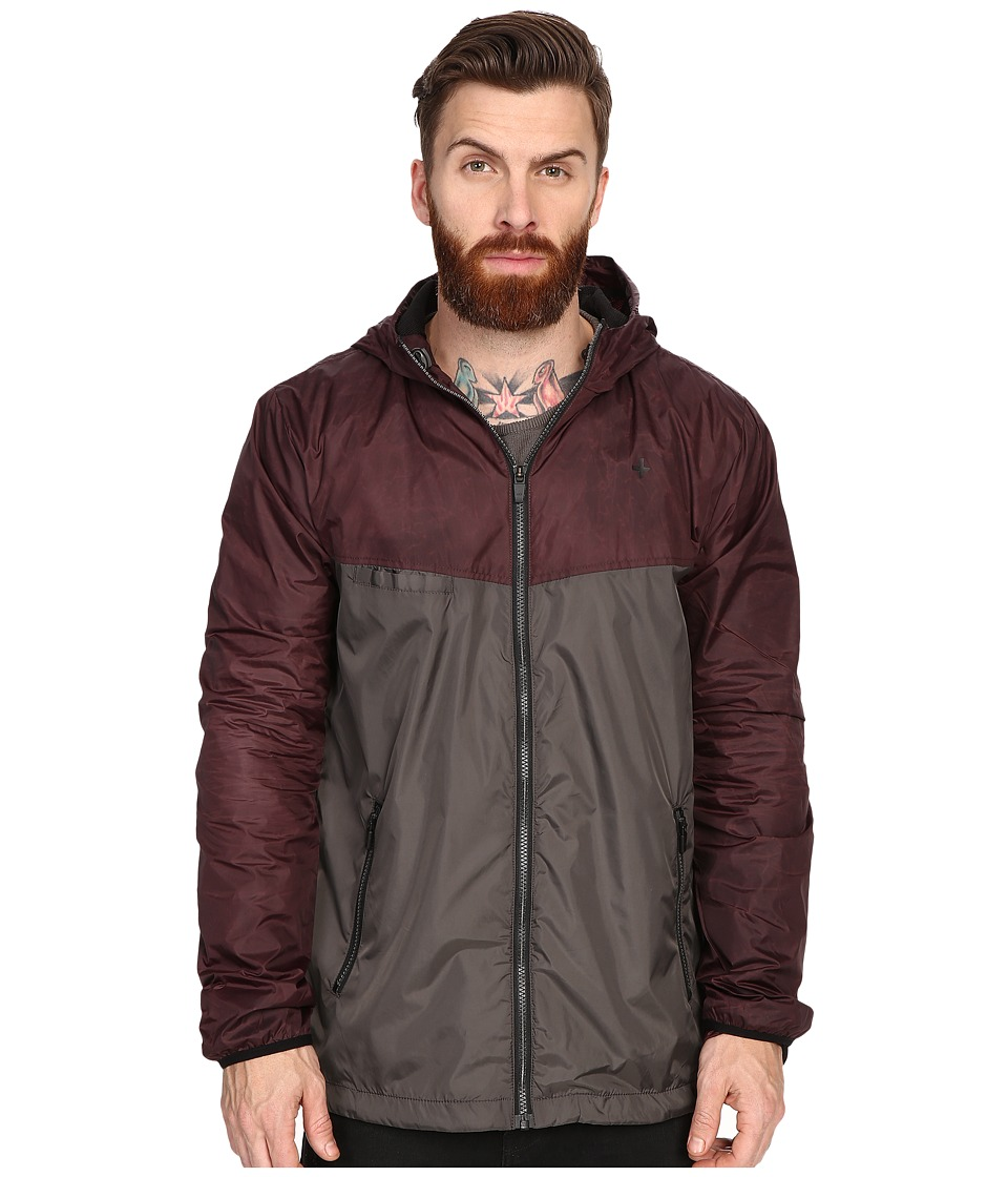 Tavik - Tek Jacket (Merlot) Men's Coat