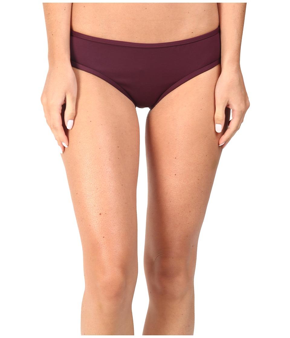 O'Neill - Savi Hipster Bottom (Bordeaux) Women's Swimwear