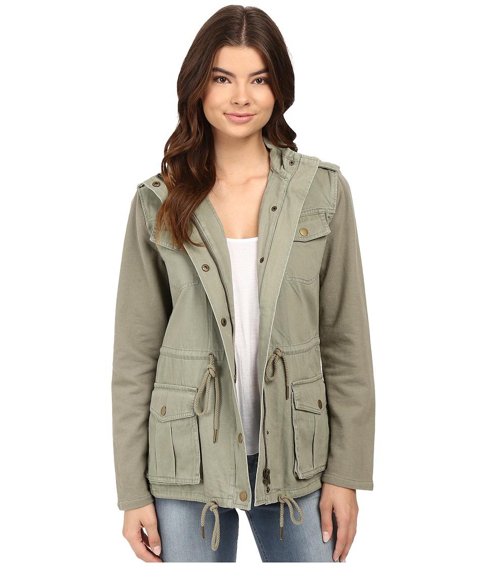 O'Neill - Zelda Jacket (Army) Women's Coat