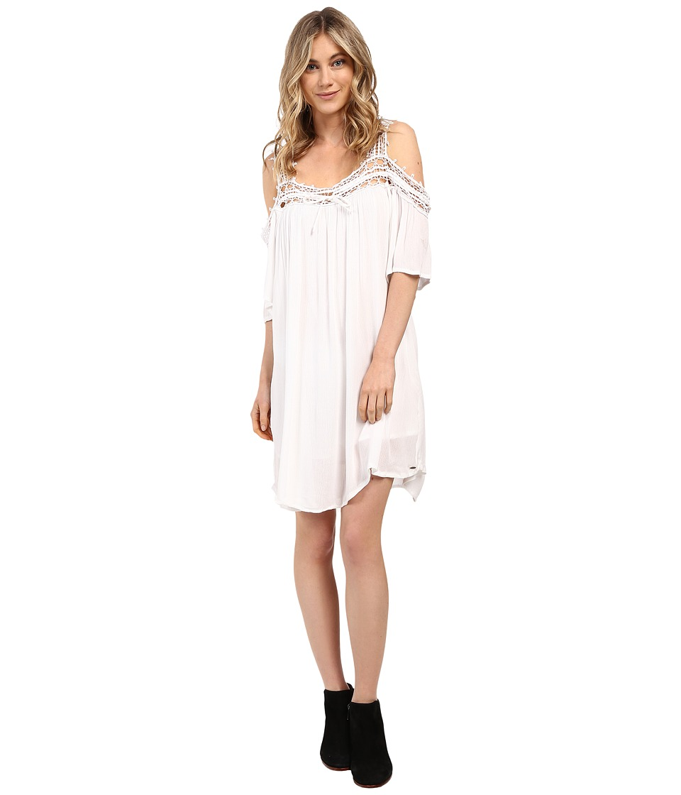 O'Neill - Dominica Dress (White) Women's Dress