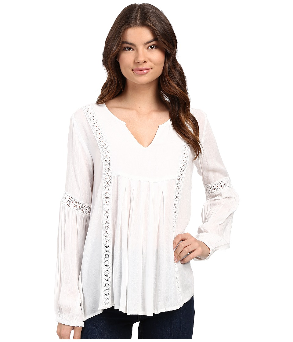 O'Neill - Slater Top (White) Women's Clothing