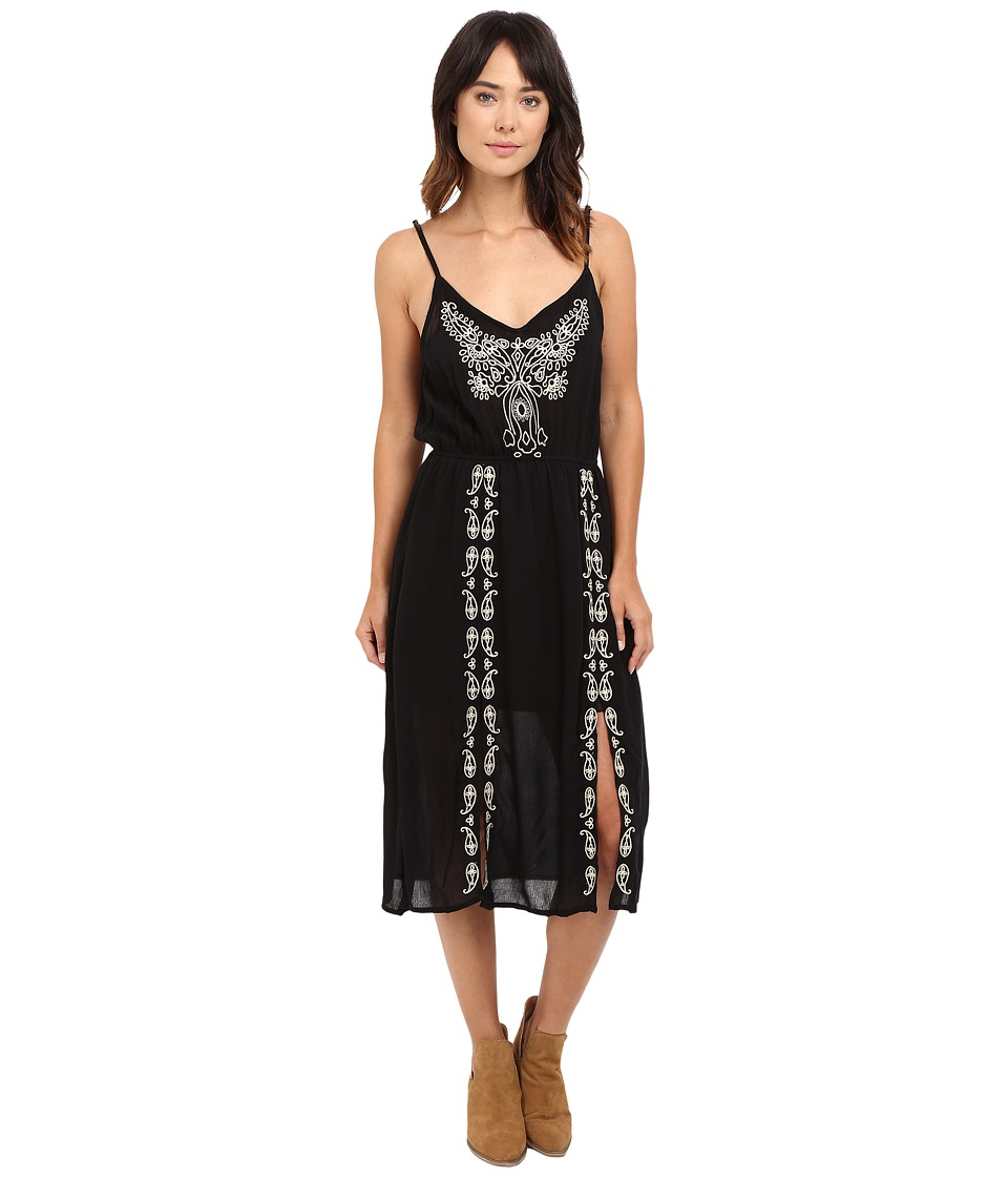 O'Neill - Mustang Dress (Black) Women's Dress