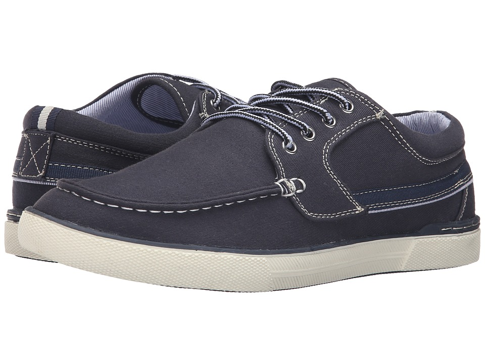 Antonio Zengara - Oceana (Navy) Men's Shoes