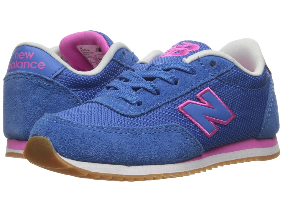 New Balance Kids - 501 (Infant/Toddler) (Pink/Purple) Girls Shoes