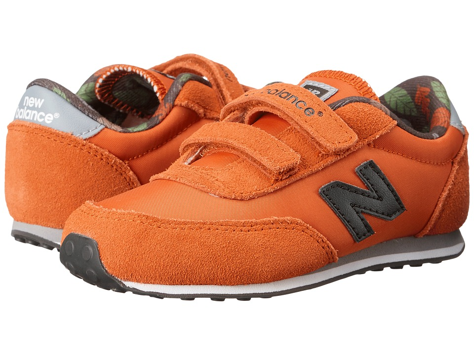 New Balance Kids - 410 (Infant/Toddler) (Orange) Kids Shoes