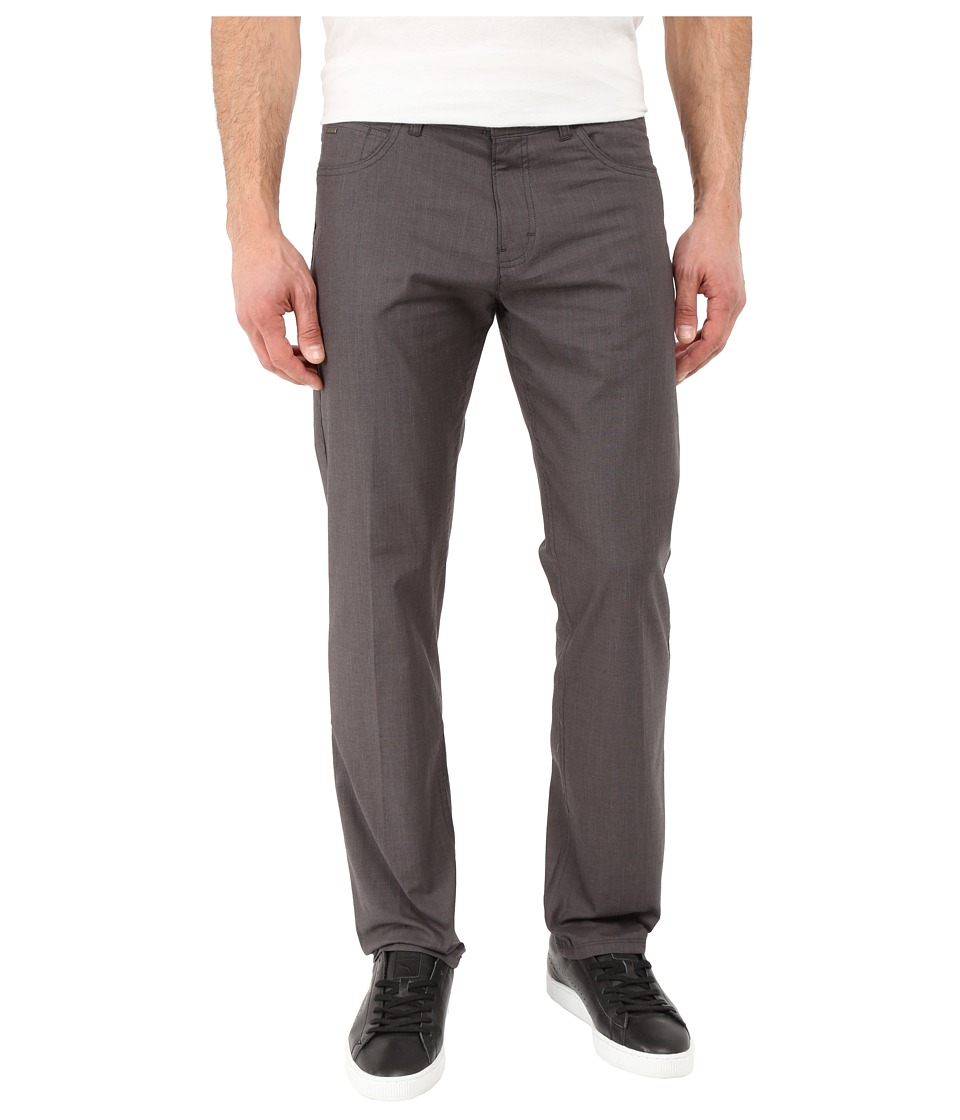 Calvin Klein - Slim Fit Twill 5 Pocket Pant (Castlerock) Men's Casual Pants