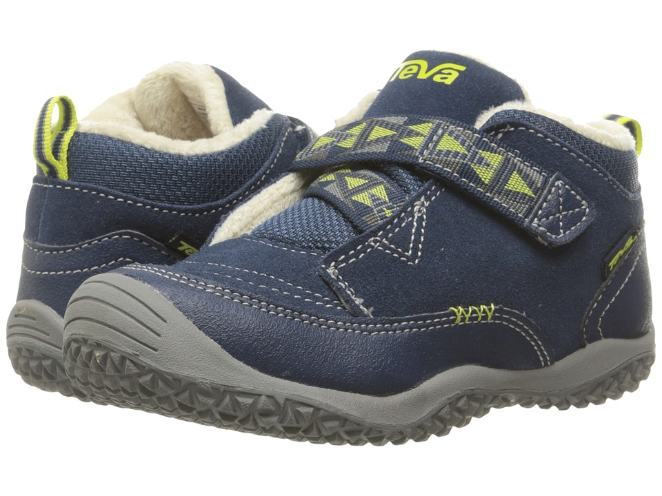 Teva Kids Natoma (Toddler) (Navy) Boys Shoes