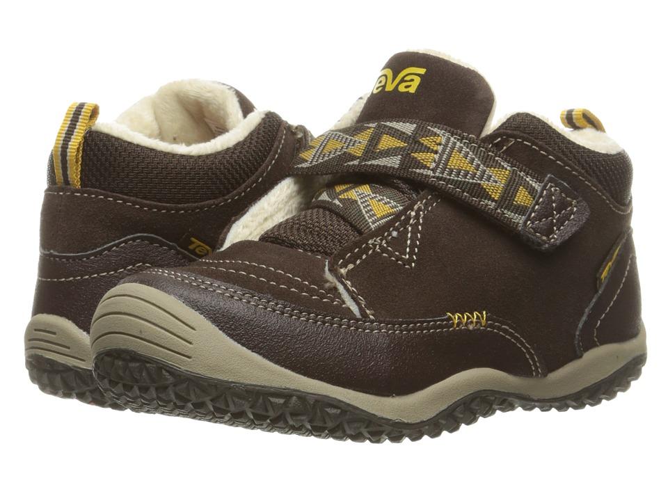 Teva Kids Natoma (Toddler) (Chocolate) Boys Shoes