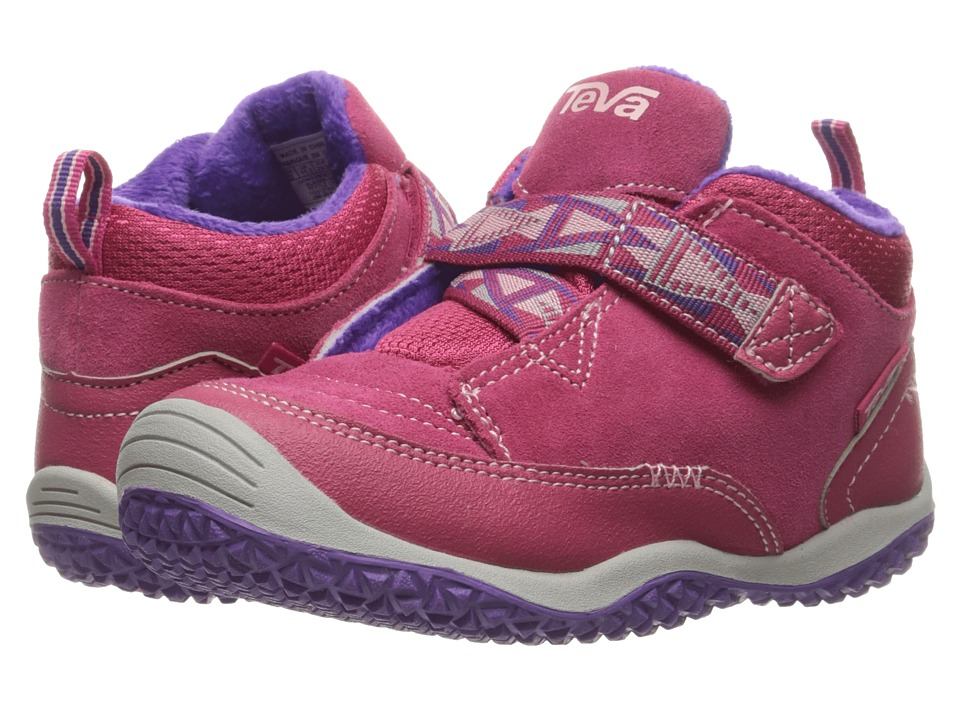 Teva Kids - Natoma (Toddler) (Raspberry) Girls Shoes