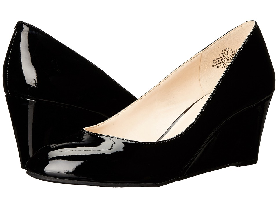 Nine West - ISpy (Black Synthetic) Women's Shoes