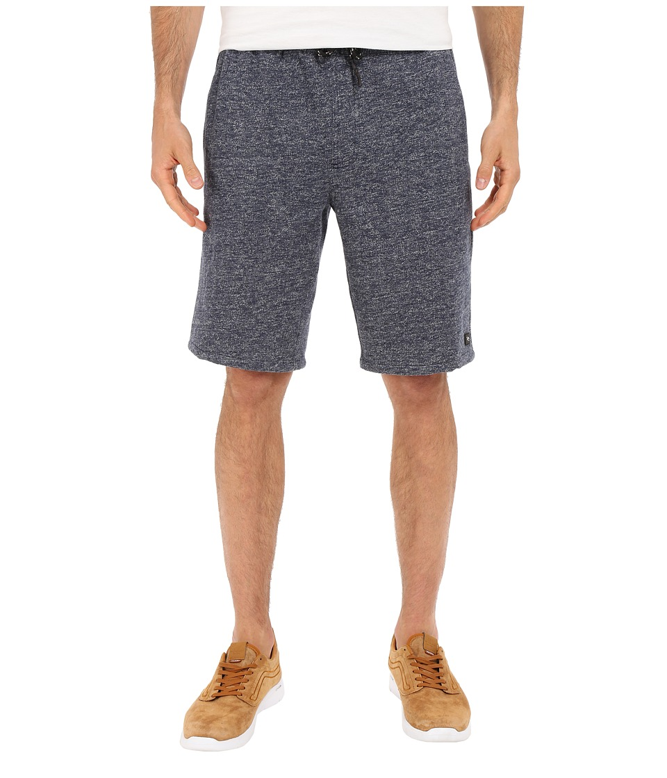 Rip Curl - Upper Deck Fleece Shorts (Blue Grey) Men