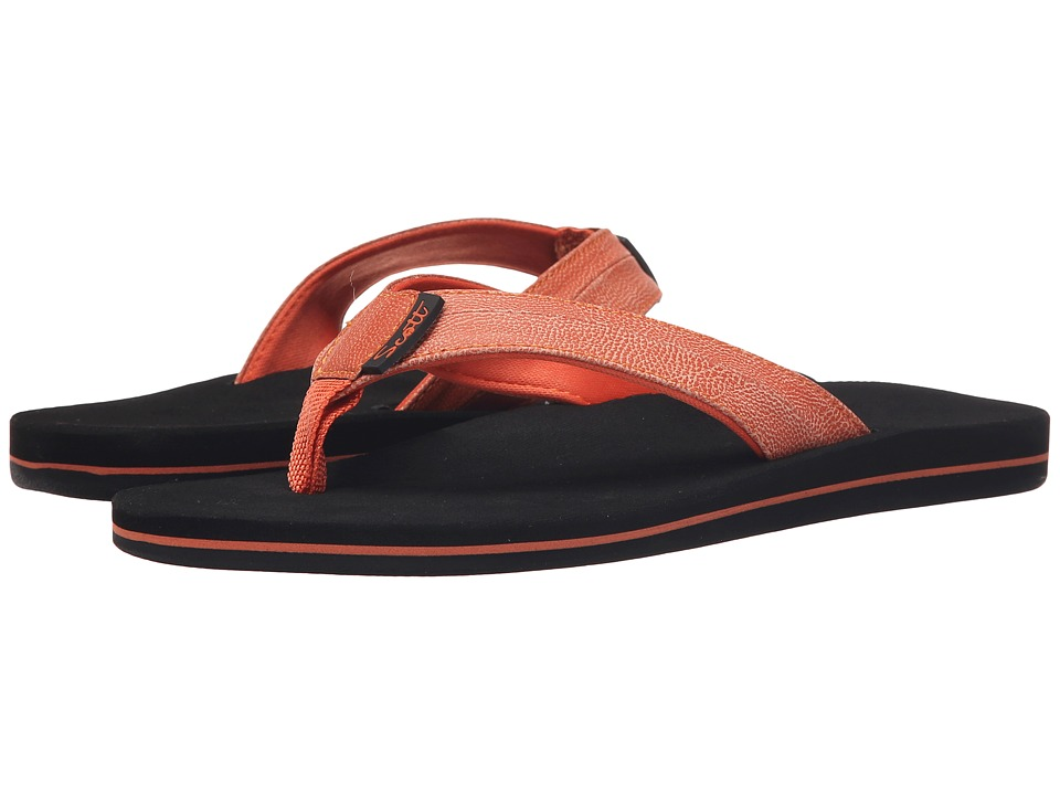 Scott Hawaii - Nahoa (Orange) Women's Sandals