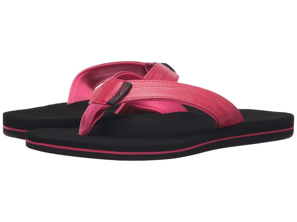 Scott Hawaii - Nahoa (Pink) Women's Sandals