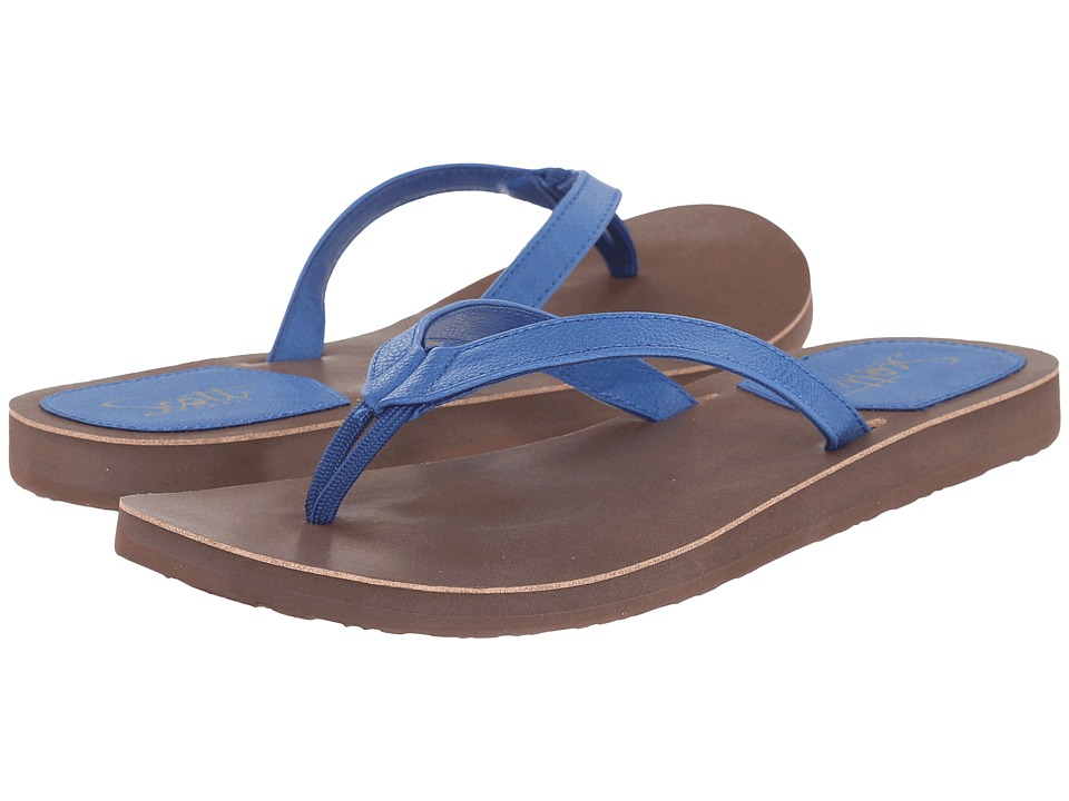 Scott Hawaii - Pikake (Blue) Women's Sandals