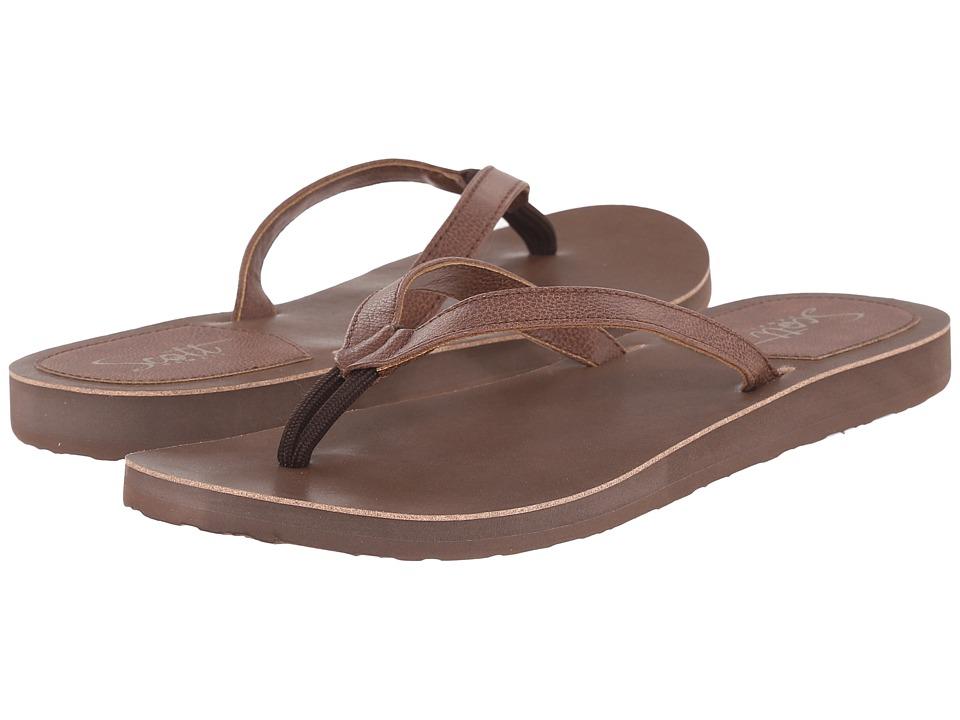 Scott Hawaii - Pikake (Chocolate) Women's Sandals