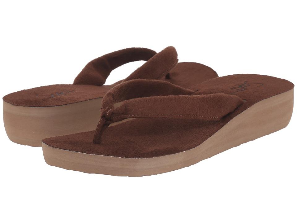 Scott Hawaii - Puna (Brown) Women's Sandals