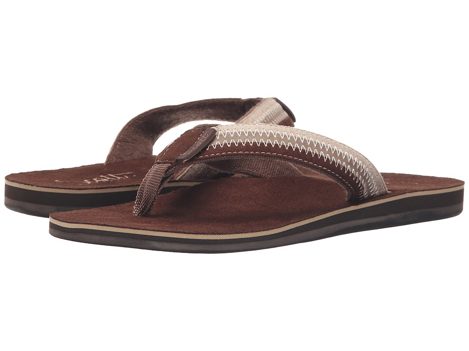 Scott Hawaii - Punahele (Brown) Women's Sandals