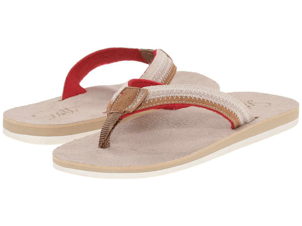 Scott Hawaii - Punahele (Tan) Women's Sandals