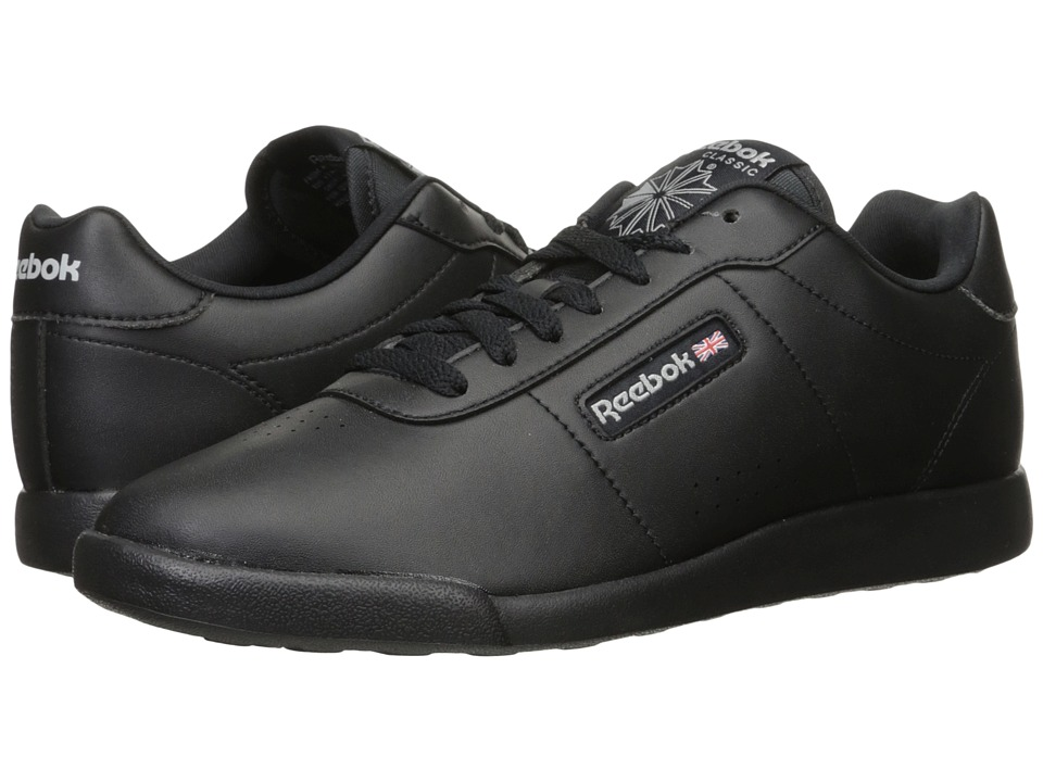 Reebok - Princess Lite (Black) Women's Shoes