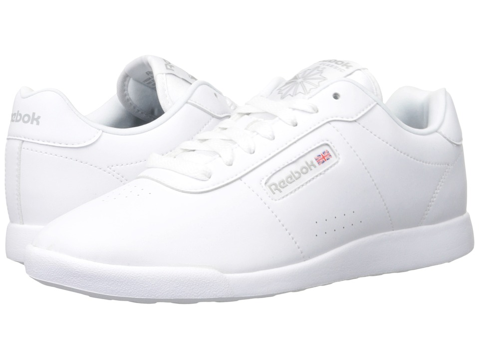 Reebok - Princess Lite (White) Women's Shoes