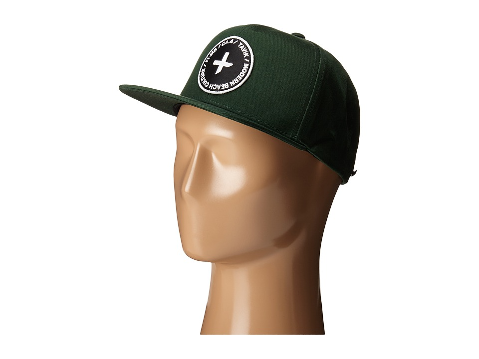 Tavik - Torque Hat (Jungle Green) Caps