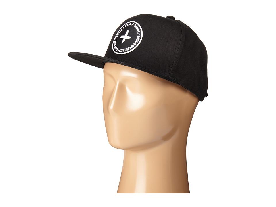 Tavik - Torque Hat (Jet Black) Caps