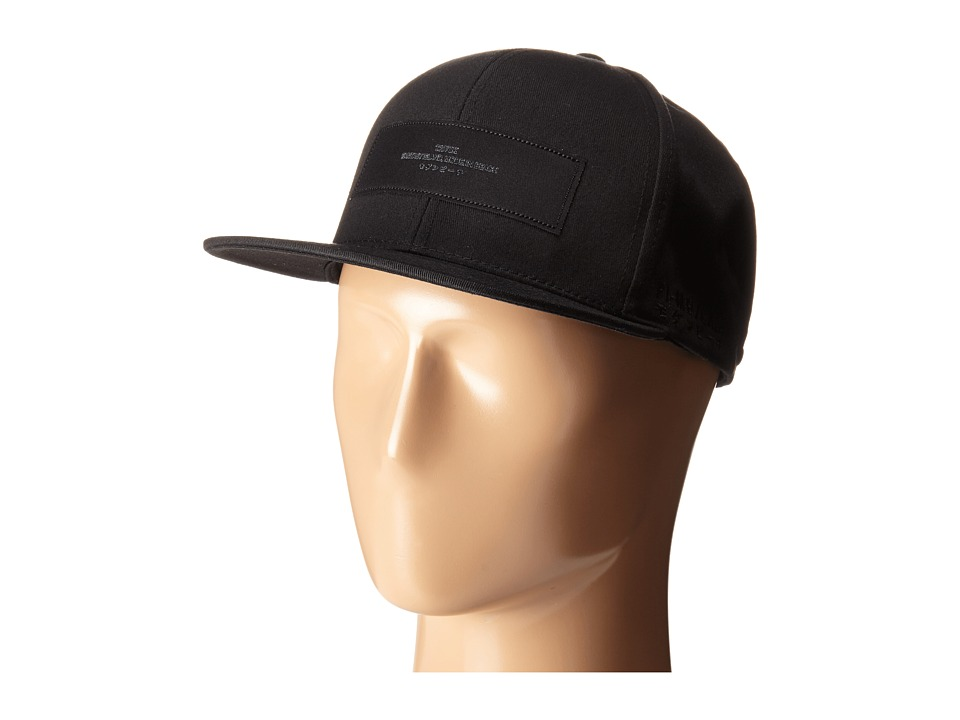 Tavik - Armel Hat (Jet Black) Caps