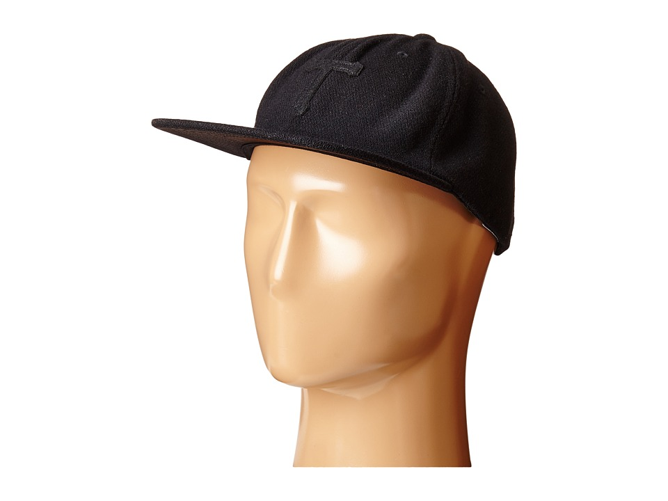 Tavik - Griffey Hat (Jet Black) Caps