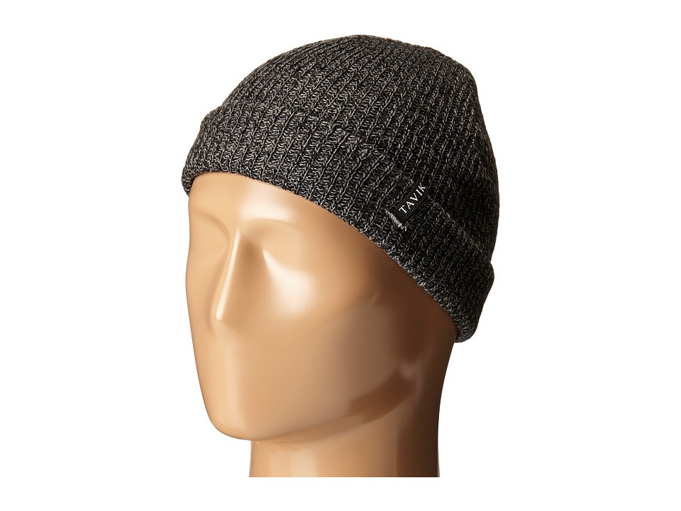 Tavik - Woes Beanie (Heather Grey) Beanies