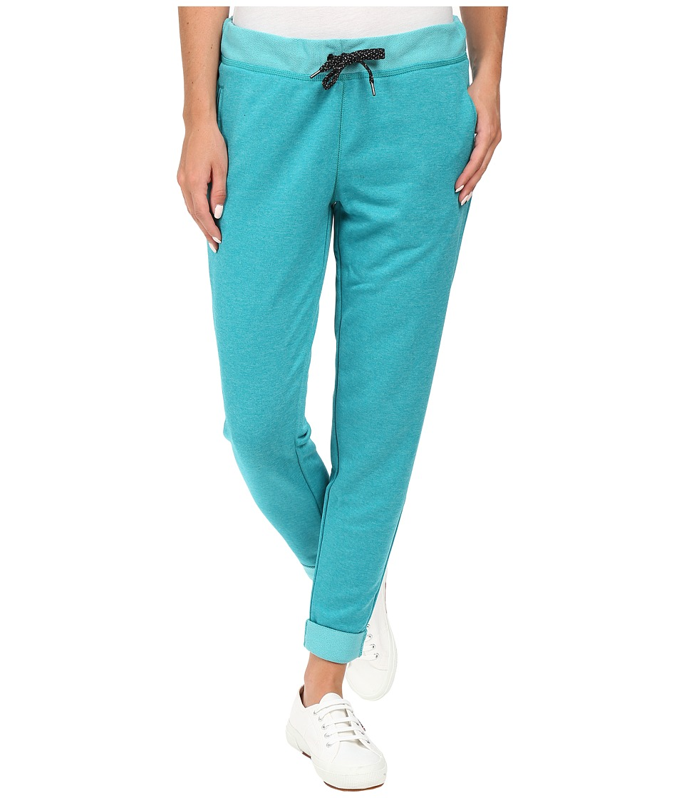 Hurley - Dri-FIT Fleece Pant (Heather Rio Teal) Women's Casual Pants