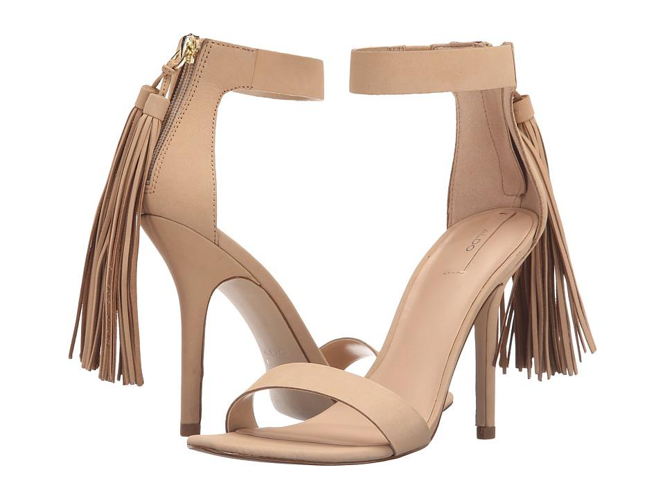 ALDO - Celena (Bone Nubuck) Women's Sandals