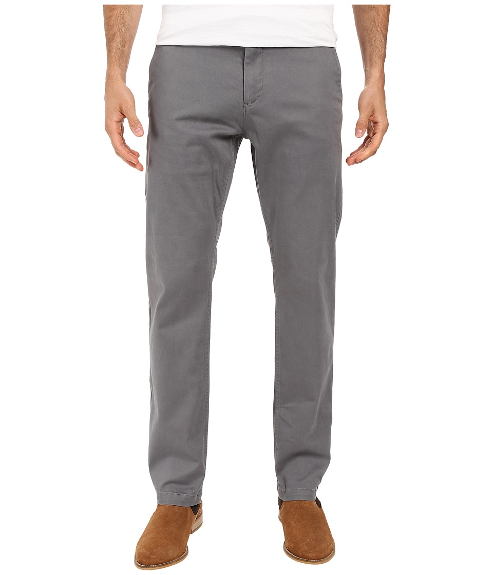 Dockers Men's - Washed Khaki Slim Tapered (Burma Grey) Men's Casual Pants