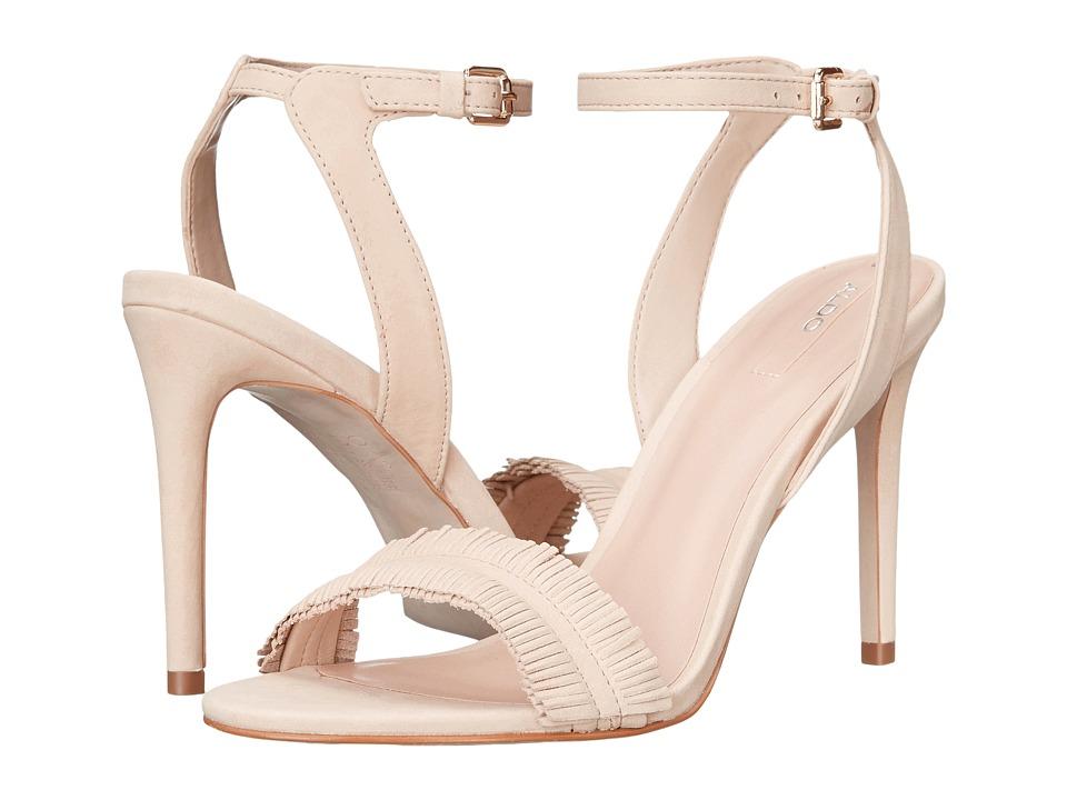 ALDO - Neila (Bone Nubuck) Women's Sandals