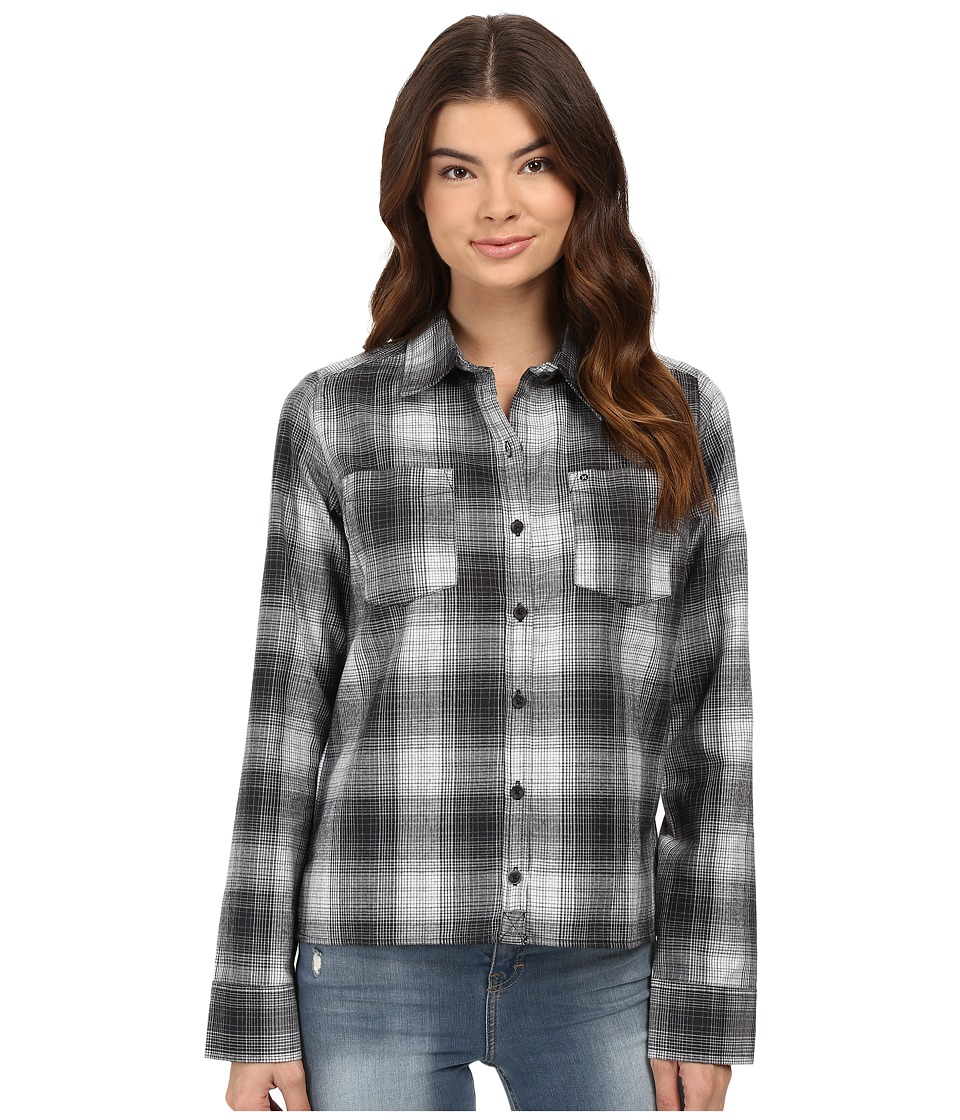 Hurley Dri-Fittm Wilson Flannel (White P) Women