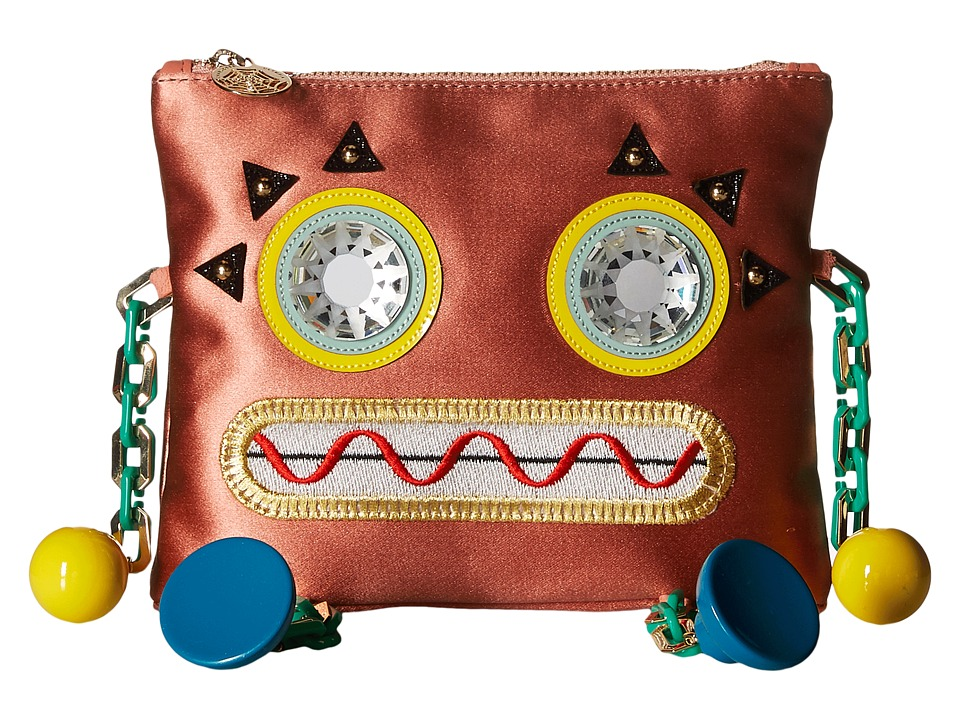 Charlotte Olympia - Rusty Rosie (Multicolor) Handbags