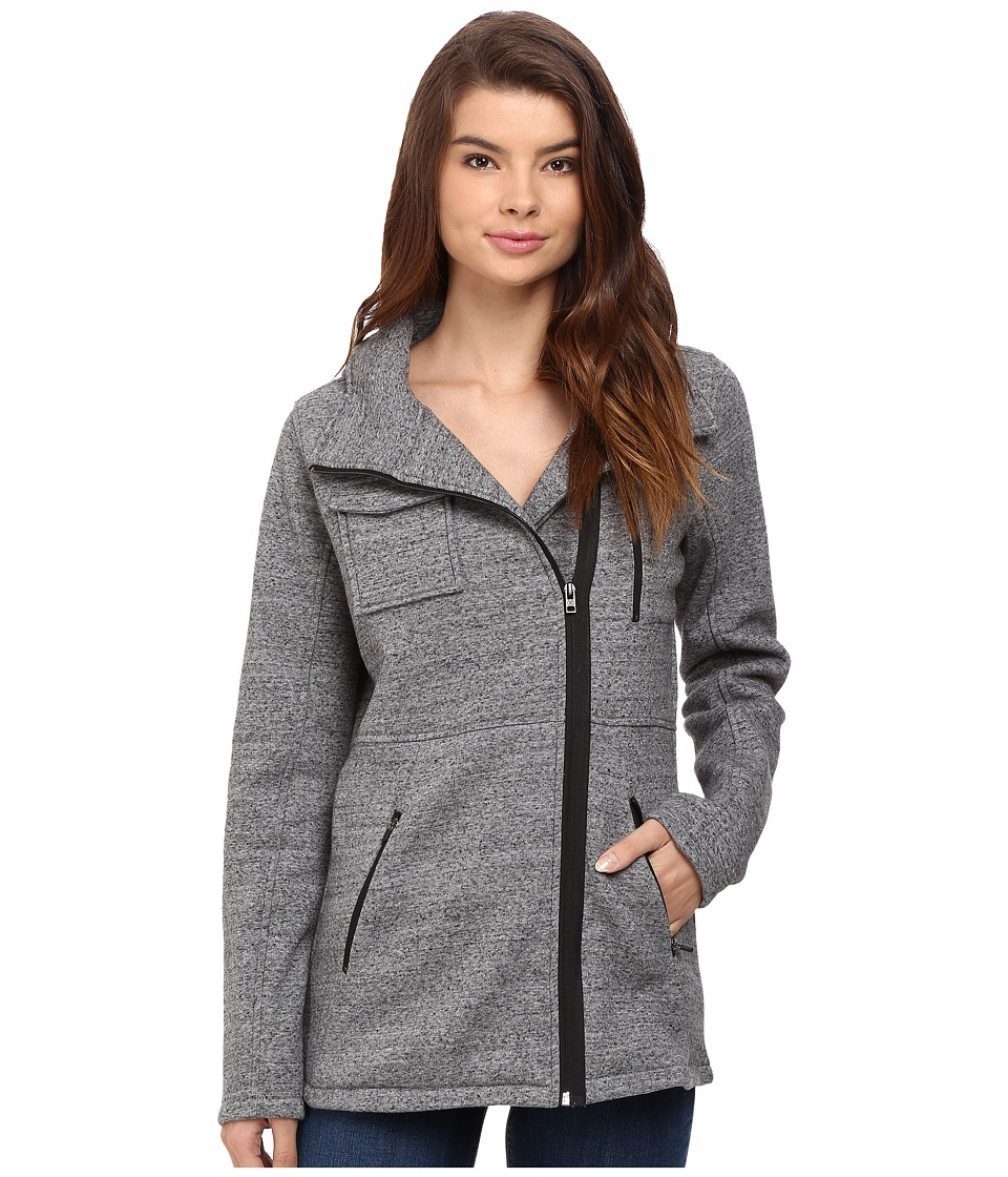 Hurley - Winchester Fleece (Heather Grey) Women's Coat